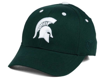 Michigan State Spartans Top of the World NCAA Kids Onefit Cap