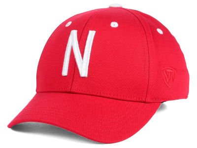 Nebraska Cornhuskers Top of the World NCAA Kids Onefit Cap