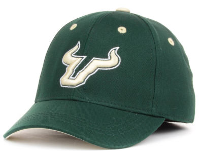 South Florida Bulls Top of the World NCAA Kids Onefit Cap