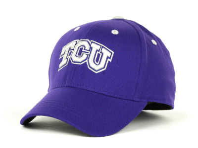 Texas Christian Horned Frogs Top of the World NCAA Kids Onefit Cap