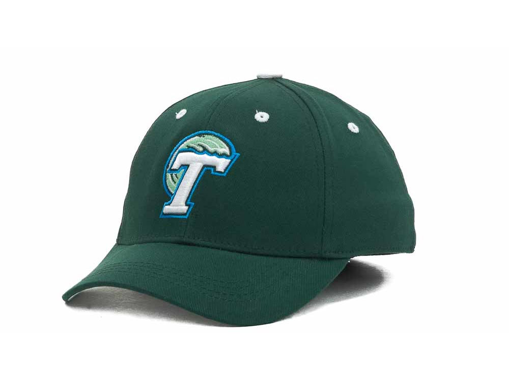 wholesale dealer 6fccd d491b ireland tulane green wave top of the world ncaa kids onefit cap 70233 28357