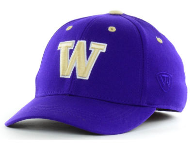 Washington Huskies Top of the World NCAA Kids Onefit Cap