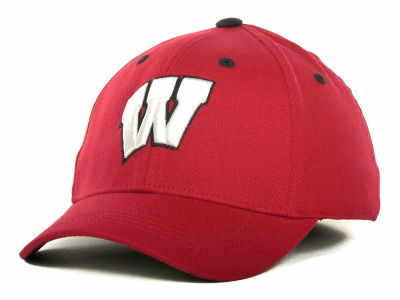 Wisconsin Badgers Top of the World NCAA Kids Onefit Cap
