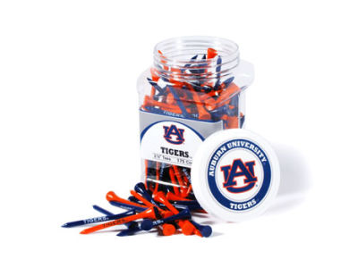 Auburn Tigers Team Golf 175 Count Tee Jar