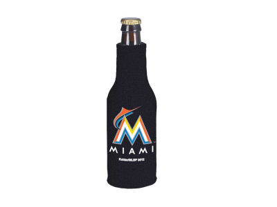 Miami Marlins Bottle Coozie
