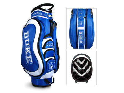 Duke Blue Devils Rico Industries Medalist Cart Bag
