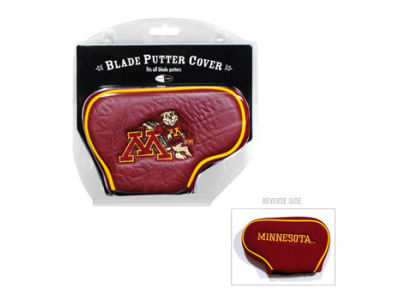 Minnesota Golden Gophers Blade Putter Cover