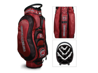South Carolina Gamecocks Team Golf Medalist Cart Bag
