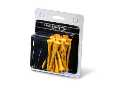 West Virginia Mountaineers 50pk Golf Tees