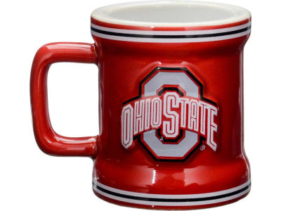 Ohio State Buckeyes New Logo 2oz Mini Mug Shot