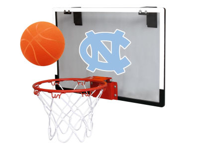 North Carolina Tar Heels Game On Polycarb Hoop Set