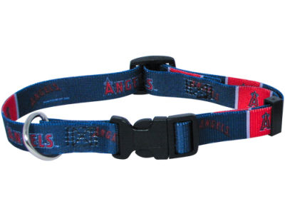 Los Angeles Angels Dog Collar Sm - MISC NOVELTY
