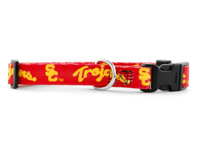 USC Trojans Small Dog Collar