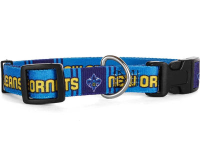 New Orleans Hornets Large Dog Collar