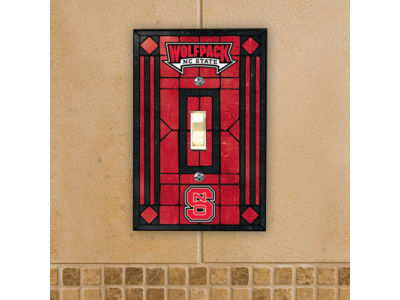 North Carolina State Wolfpack Switch Plate Cover
