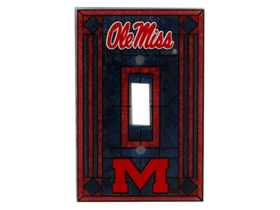 Ole Miss Rebels Switch Plate Cover