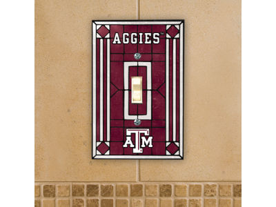 Texas A&M Aggies Switch Plate Cover