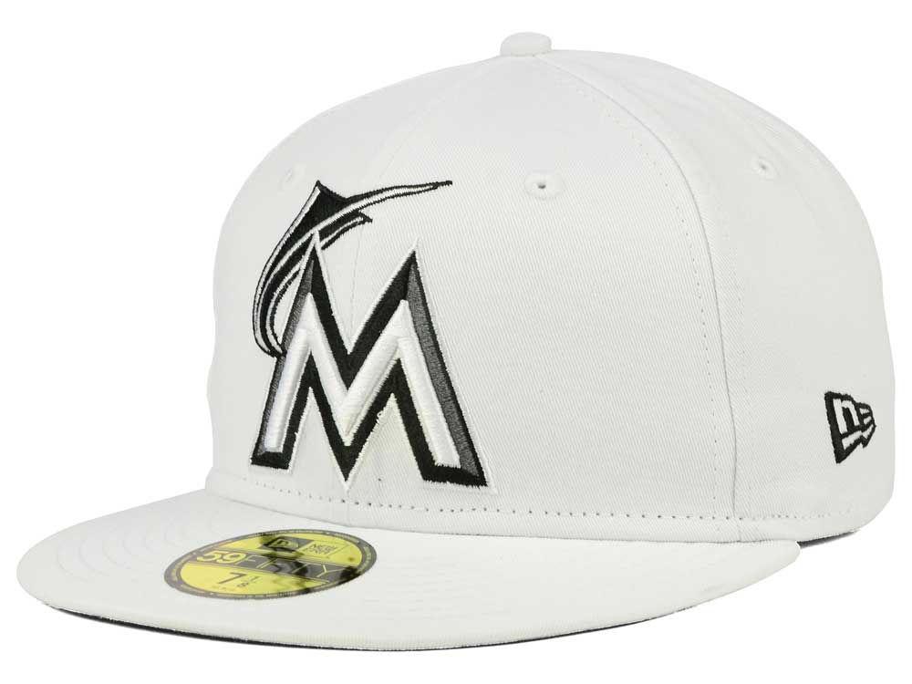 Miami Marlins New Era 59fifty