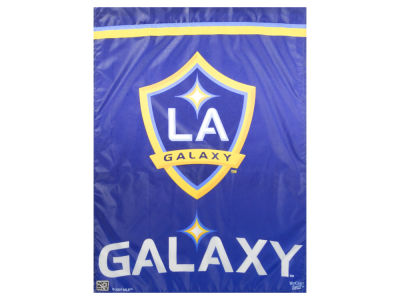 LA Galaxy 27X37 Vertical Flag