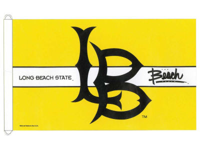 Long Beach State 49ers 3x5ft Flag