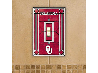 Oklahoma Sooners Switch Plate Cover