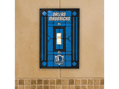 Dallas Mavericks Switch Plate Cover