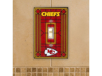 Kansas City Chiefs Switch Plate Cover