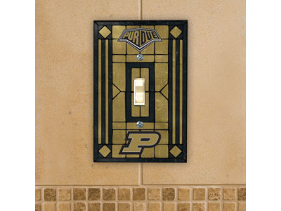 Purdue Boilermakers Switch Plate Cover