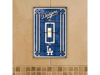 Los Angeles Dodgers Switch Plate Cover