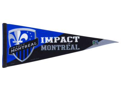 Montreal Impact 12x30in Pennant