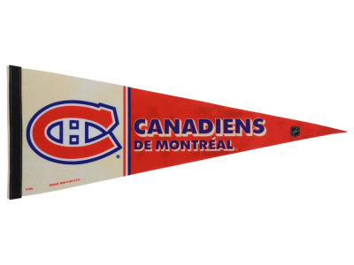 Montreal Canadiens 12x30in Pennant