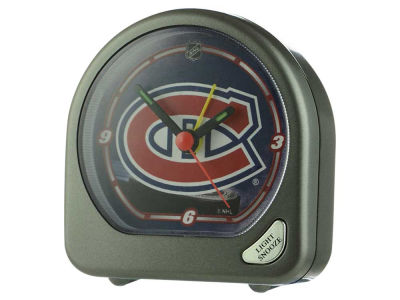 Montreal Canadiens Alarm Clock (win)