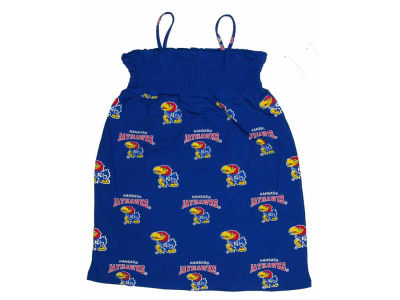 Kansas Jayhawks NCAA Toddler Girls Supreme Dress