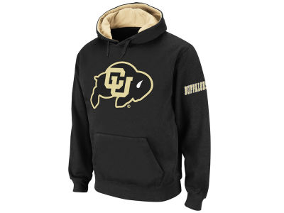 Colorado Buffaloes Colosseum NCAA Men's Big Logo Hoodie