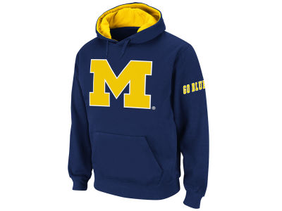 Michigan Wolverines NCAA Big Logo Hoodie
