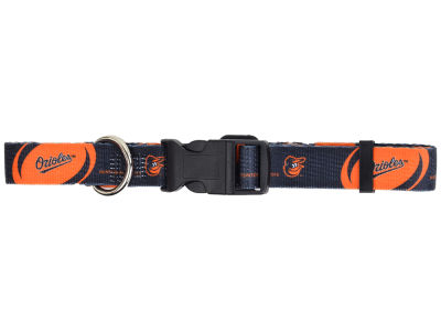 Baltimore Orioles Large Dog Collar