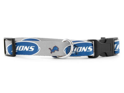 Detroit Lions Large Dog Collar