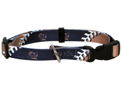 Milwaukee Brewers Large Dog Collar