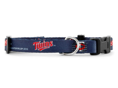 Minnesota Twins Large Dog Collar