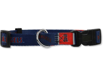 Los Angeles Angels Medium Dog Collar