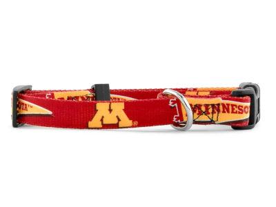 Minnesota Golden Gophers Medium Dog Collar