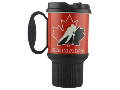 Canada Hockey 20oz Thermo Gripper Mug