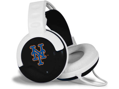 New York Mets Fan Jams DJ Headphones