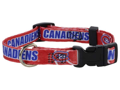 Montreal Canadiens NHL Pet Collar-Small