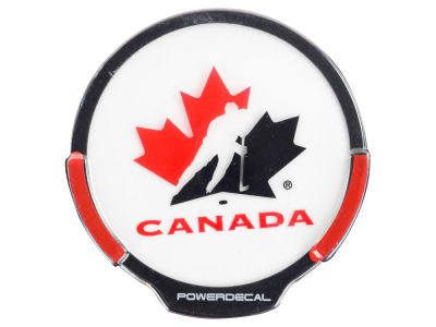 Canada Hockey NHL Power Decal