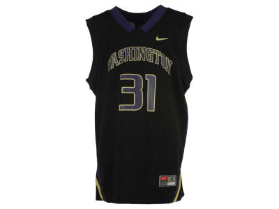 Washington Huskies NCAA Youth Blank Basketball Jersey