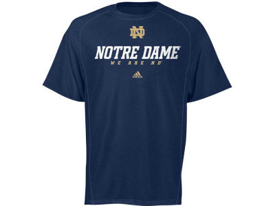 Notre Dame Fighting Irish adidas NCAA Sideline Graphic T-Shirt