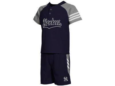 New York Yankees MLB Kids Top and Short Set