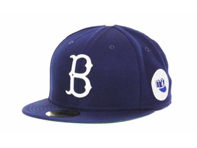 Brooklyn Dodgers New Era MLB Retro World Series Patch 59FIFTY Cap