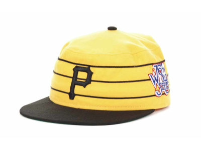 Pittsburgh Pirates New Era MLB Retro World Series Patch 59FIFTY Cap
